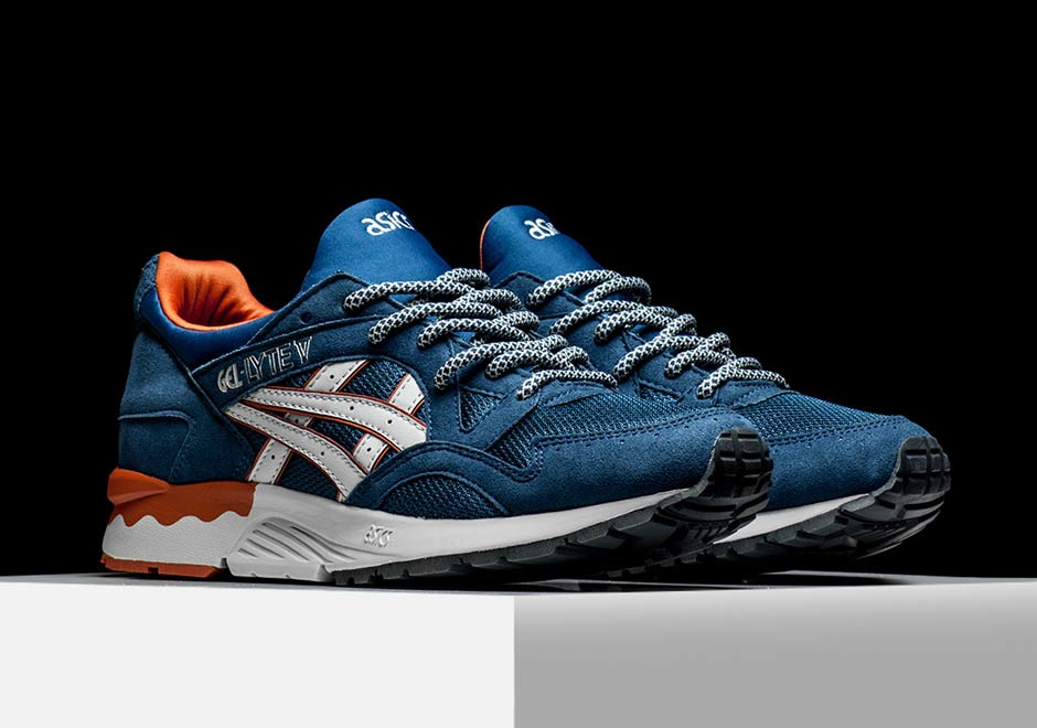 sports shoes b4d35 63f70 asics gel lyte v legion blue