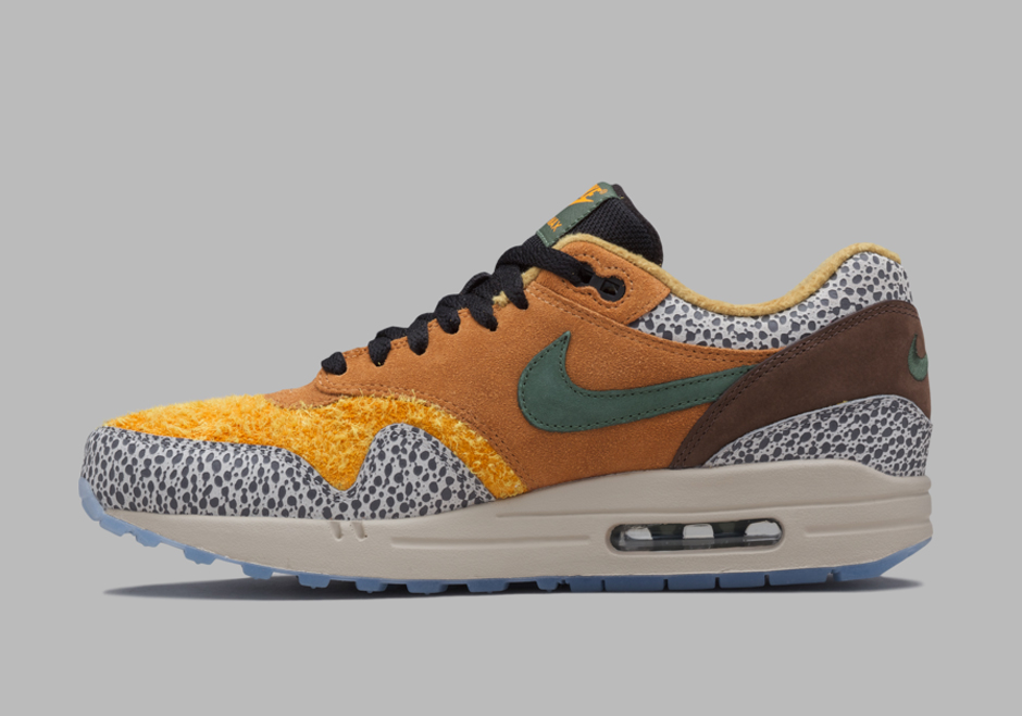 uomo nike air max safari