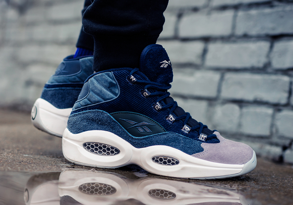 c12194fbe Capsule s Chilly Reebok Question Collaboration Releases Today -  SneakerNews.com