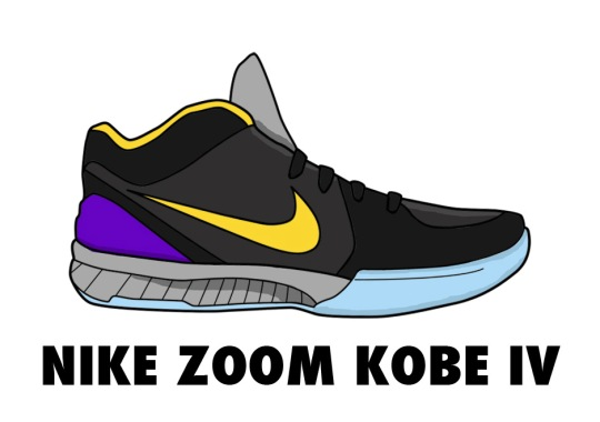 An Illustrated History Of Low-Top Basketball Shoes