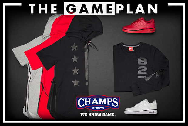 best service 49953 31e4a Champs Sports The Game Plan offers up the Pivot Pack now in stores and  online (