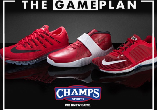 Celebrate Valentine's Day The Sneaker Way With The Help Of Champs Sports