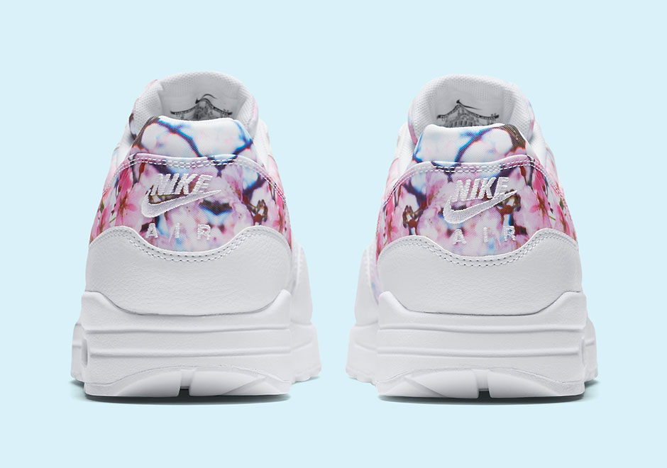 low priced 98f82 f6118 85%OFF A Detailed Look At The Nike Air Max 1  quotCherry Blossom