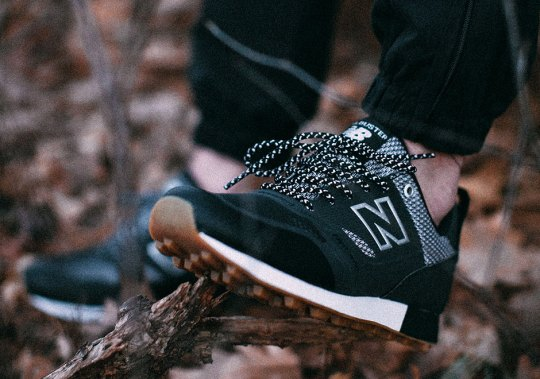 Concepts And New Balance Celebrate a Decade Of Collaborations With Trailbuster Reengineer