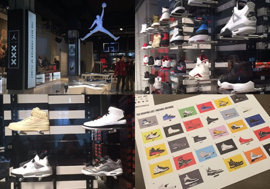 "Jordan Brand 306 Yonge To Restock Don Cs, Air Jordan 11 ""72-10"", And Much More"