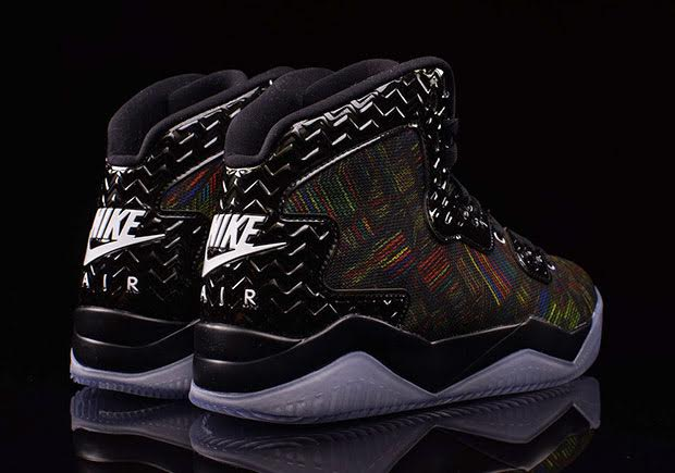 "more photos d3448 1249b The Jordan Spike 40 ""BHM"" Releases This Weekend"