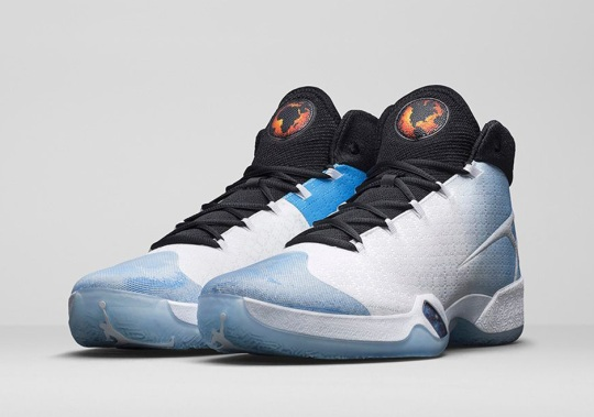 """The Air Jordan XXX """"UNC"""" To Release Exclusively Through SNKRS"""