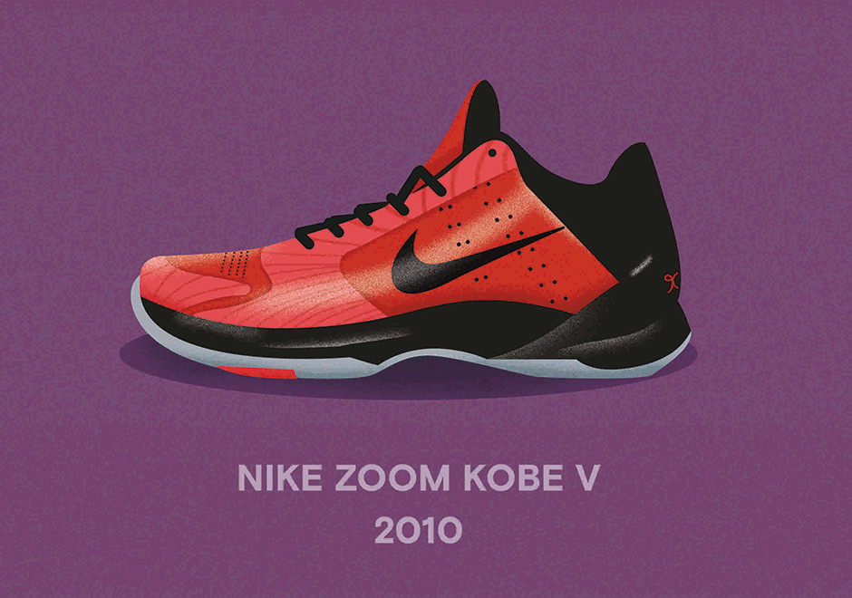 guarda le scarpe nike per kobe bryant e 'star