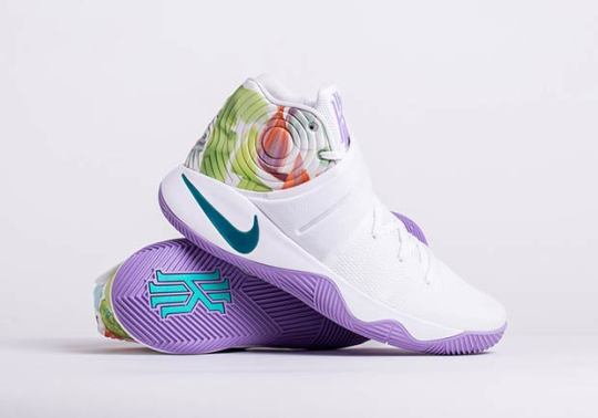"First Look At The Nike Kyrie 2 ""Easter"""
