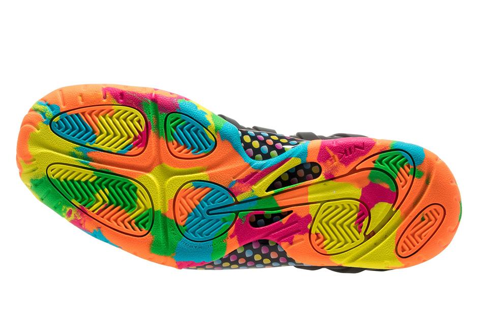 More SneakersAD: Nike Air Foamposite One Cracked ...