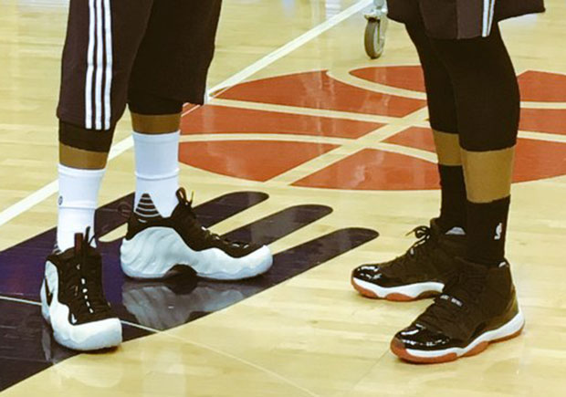separation shoes 6a60a f20c7 The Sneakerhead Morris Twins Re-unite Wearing Foamposites And Bred 11s