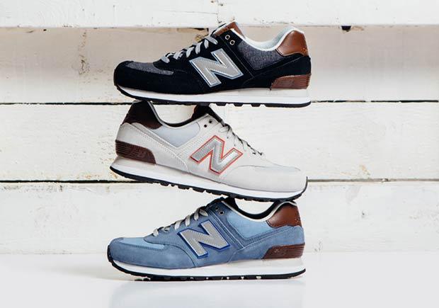The New Balance 574 Goes Cruisin'