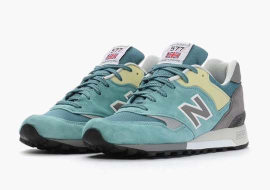 """New Balance 577 """"Aqua Suede"""""""