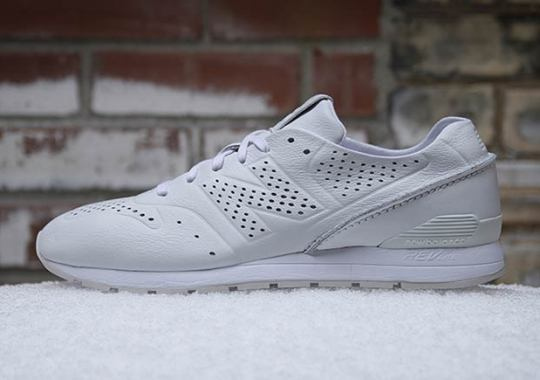 The New Balance 696 Gets Fully Deconstructed