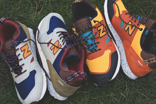 New Balance's Outdoor Lifestyle Division Launches A Re-engineered Trailbuster