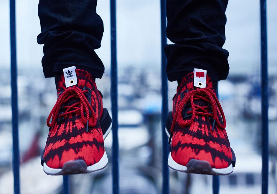 adidas NMD PK Runner Nice Kicks Tie Dye