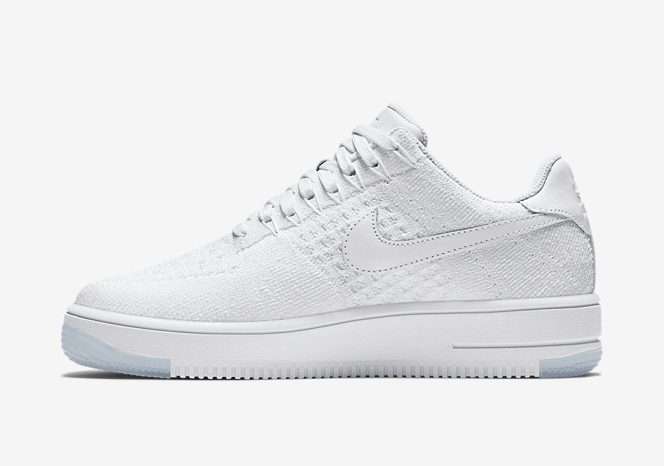 Nike Air Force 1 Flyknit 820256 101 |
