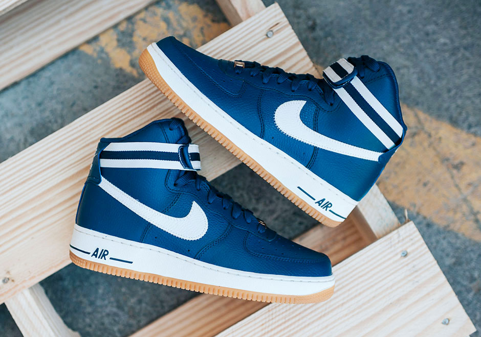 "Nike Air Force 1 High '07 ""Coastal Blue"""