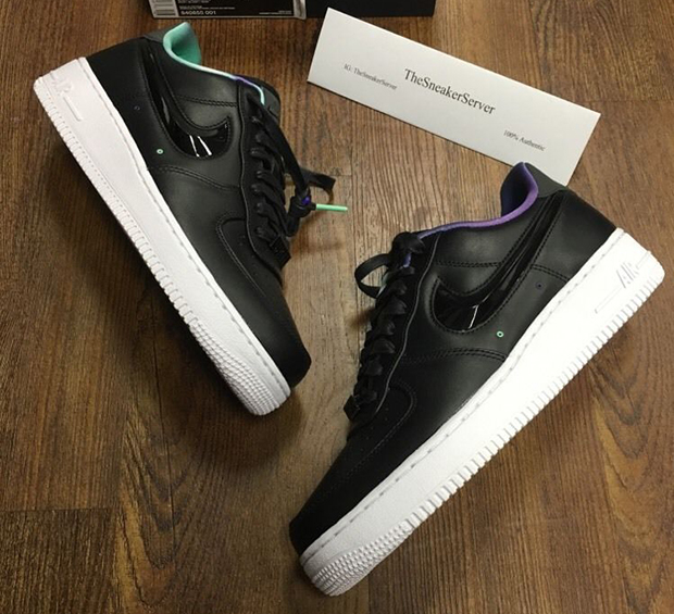 "Nike Air Force 1 Low ""Norhtern Lights"" All-Star ..."