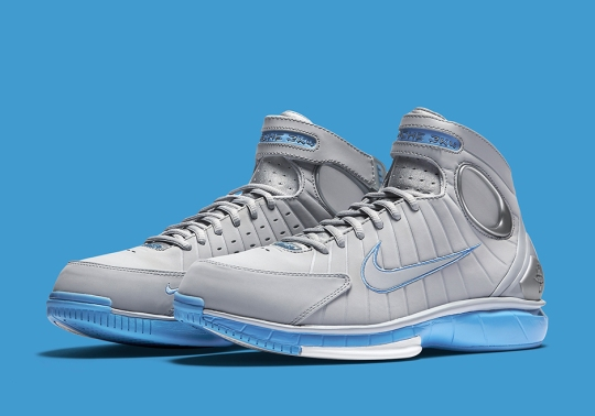 "Nike Huarache 2k4 ""MPLS"" Makes A Return"