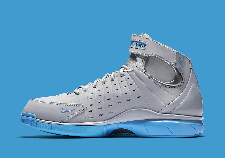 """56a1fcfd9815 Nike Air Huarache 2K4 """"MPLS"""". Color  Wolf Grey Cool Grey-University Blue- White Style Code  308475-002. Price   150. Advertisement"""