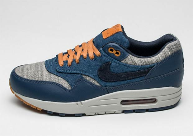 size 40 9c6d0 8484f Nike Mixes Up Premium Materials For Upcoming Air Max 1 Release