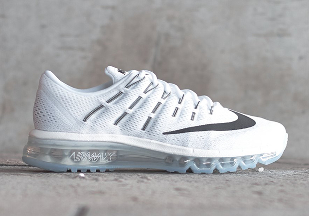 acheter populaire 233ef 56bad Nike Air Max 2016 White 3M | SneakerNews.com