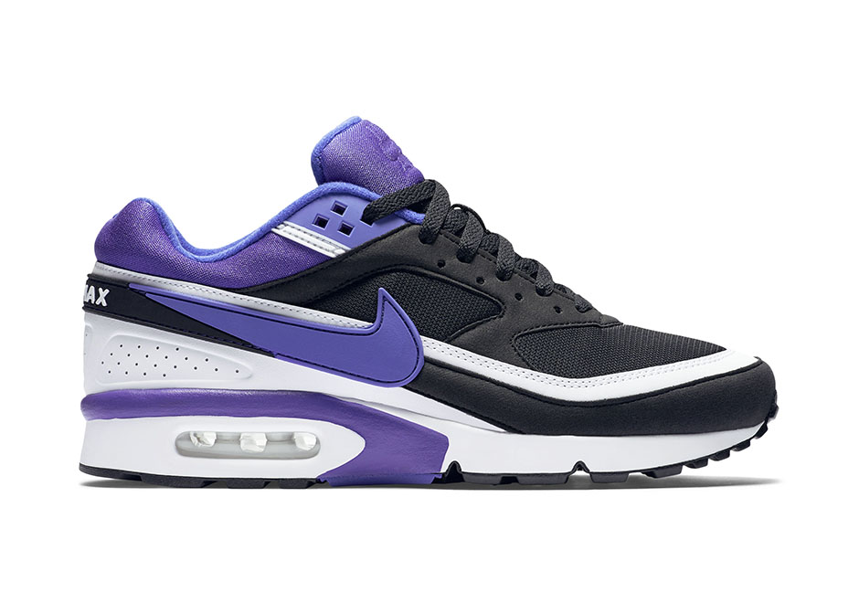 100% authentic f1242 e8d29 Nike Air Max Classic BW. Color BlackPersian Violet-White