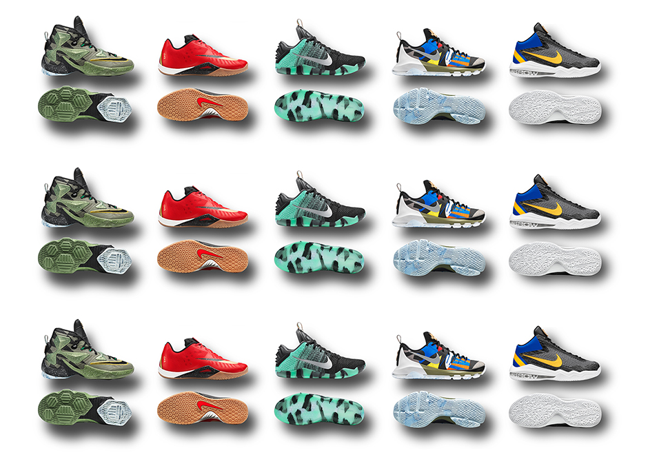 Nike Basketball's All-Star Collection Drops Tomorrow