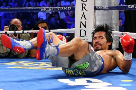 Nike Prepared To Cut Ties With Manny Pacquiao After Boxer's Anti-Gay Remarks