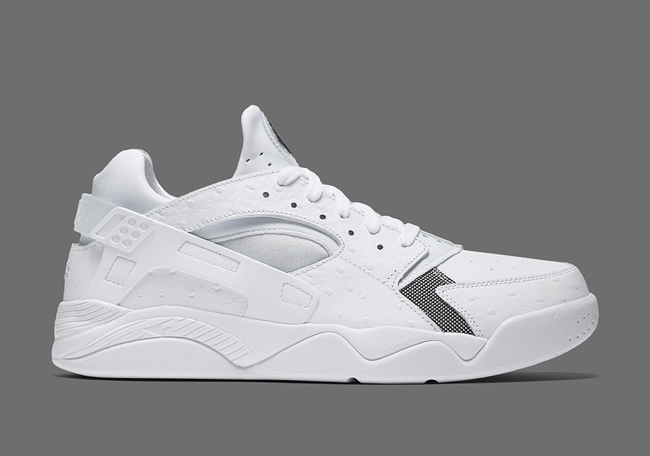 nike huarache low basketball