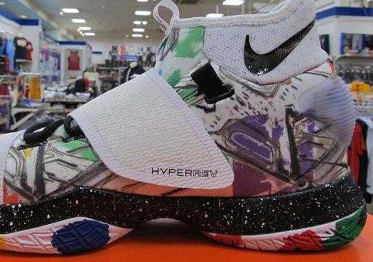 "Nike Hyperrev 2016 ""Net Collectors Society"""