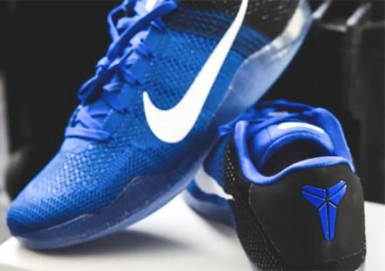 The Duke Blue Devils Get Their Own Nike Kobe 11 PE