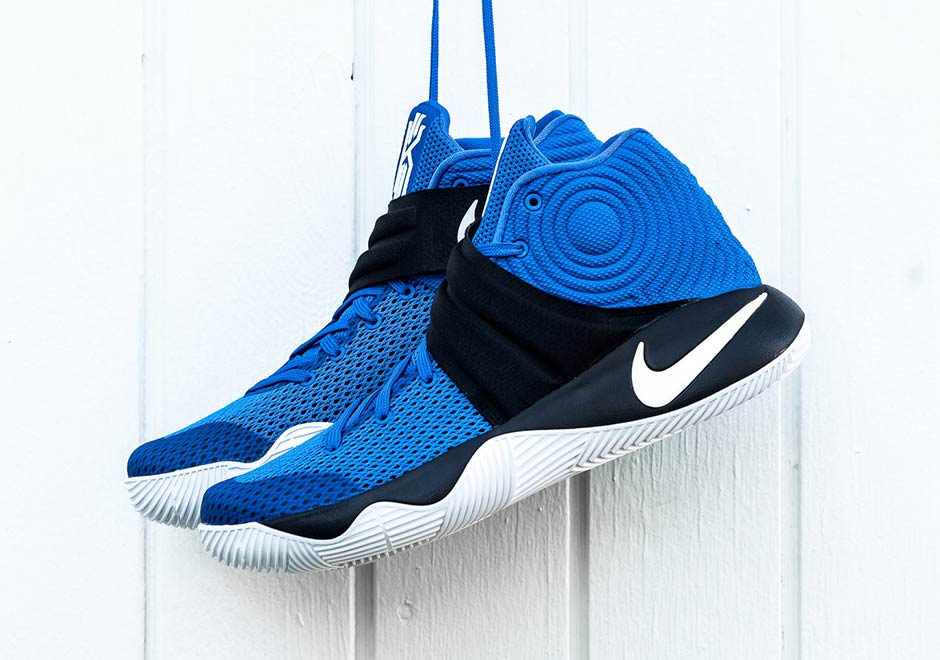 best service 9f0e5 525b6 Kyrie Irving Goes Back To College With The Nike Kyrie2