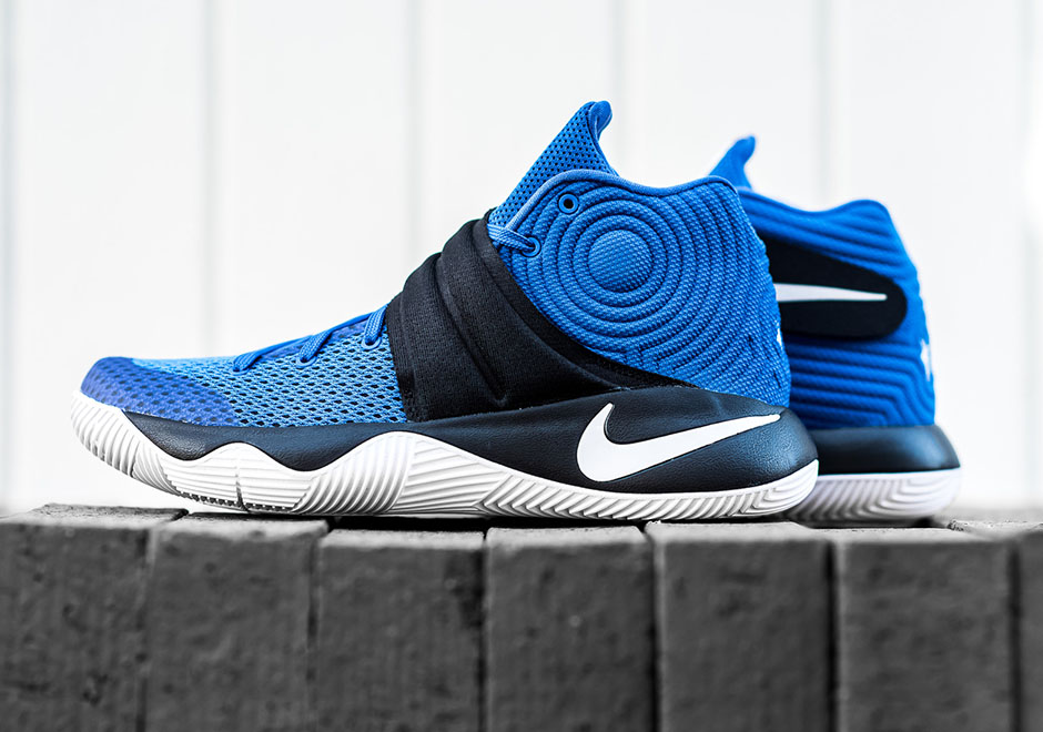 best service 78245 ea050 Kyrie Irving Goes Back To College With The Nike Kyrie2