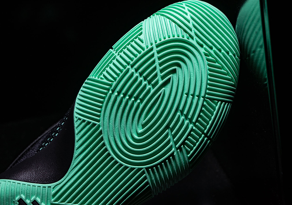 85a37913f2f4 Color  Black Green Glow Release Date  February 17th