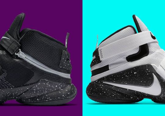 5c308472ed0 Preview Two More Nike LeBron 9 Soldier Flyease Releases