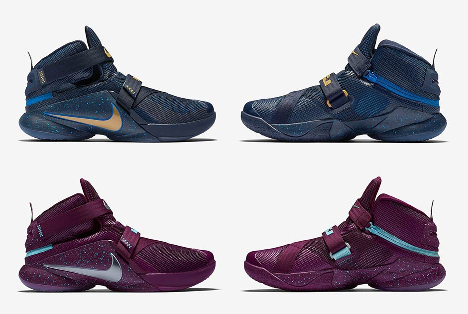 cheap for discount e9d1c 9147c Nike LeBron Soldier 9 Flyease | SneakerNews.com