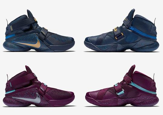 sale retailer d73c2 8befb Nike Brings Back Flyease Zippers To The LeBron Soldier Series