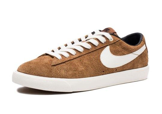 """Nike SB Blazer Low GT """"Ale Brown"""""""