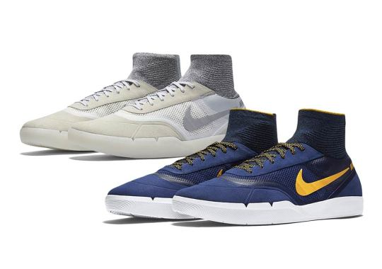 Nike Evolves Skate Shoe Design With Eric Koston's New Signature Shoe