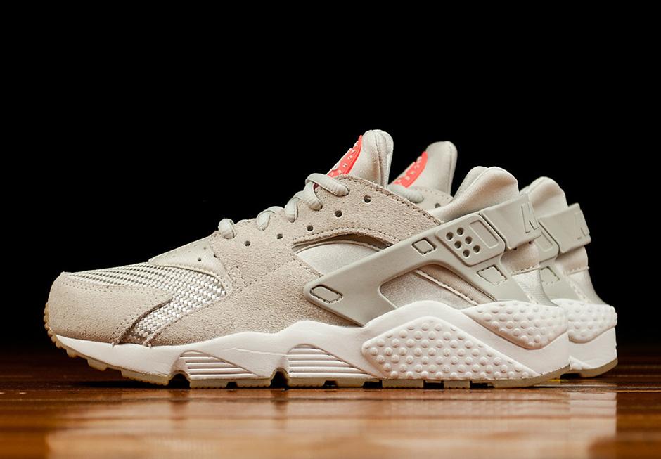 Nike Wmns Air Huarache Quot Suede Gum Quot Pack
