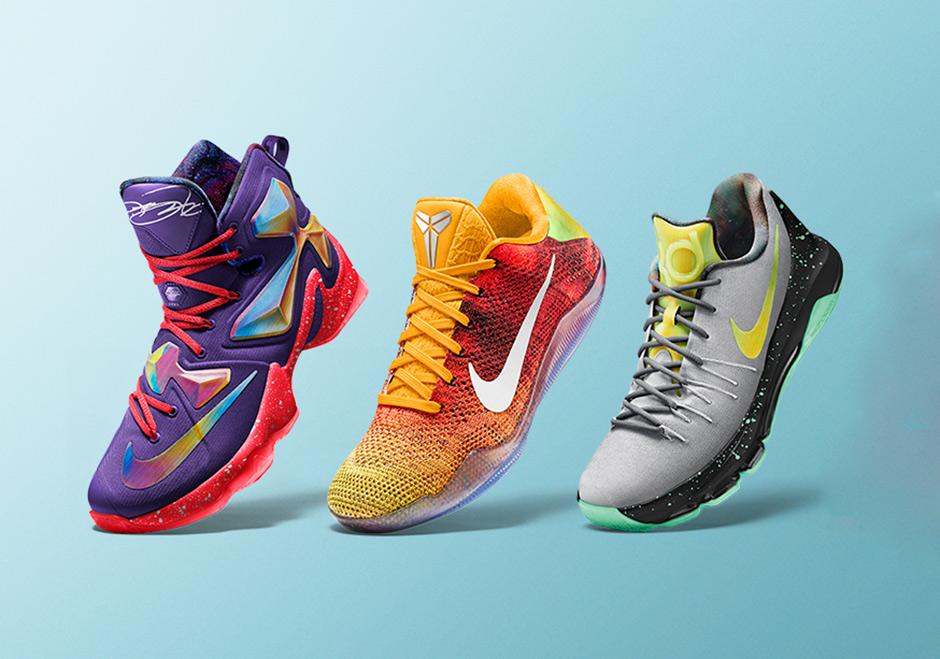 Nike Recalls Greatest \