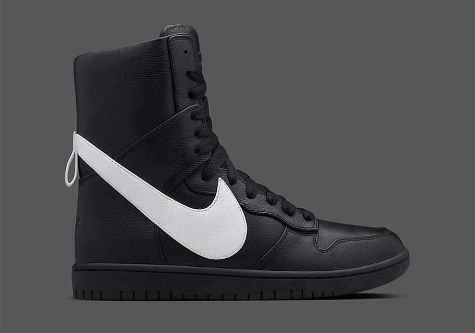 Nike Dunk / RT Riccardo Tisci 841647-010 Sz5.5 Givency Nikelab Swoosh
