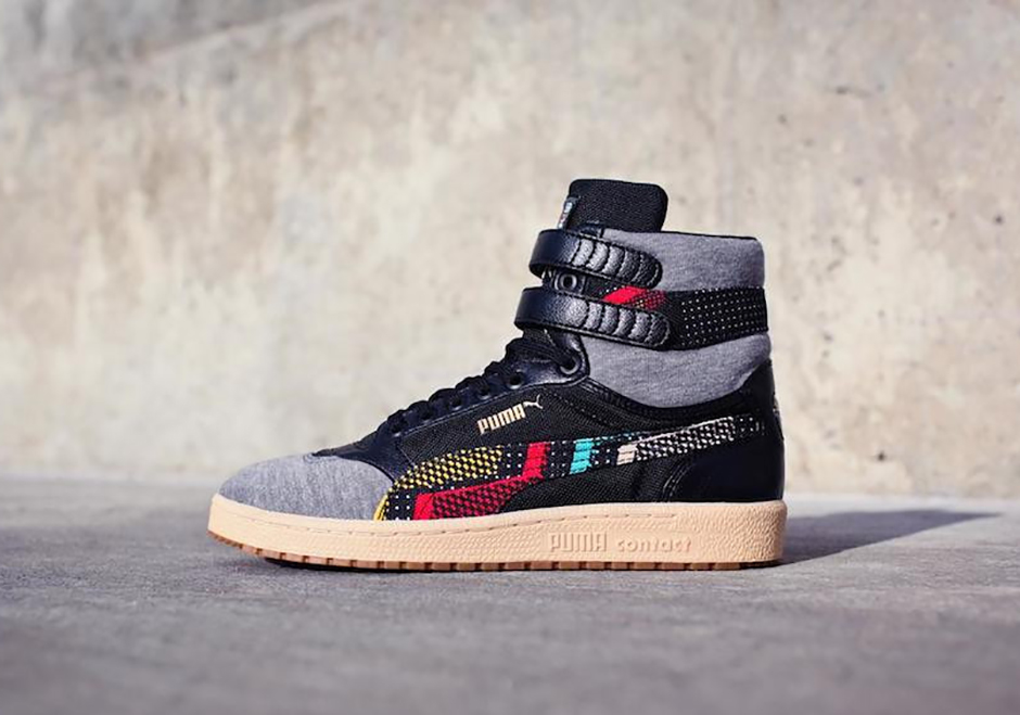 official photos 9d8d3 131c5 Puma Releases BHM Collection Inspired By Tommie Smith's ...