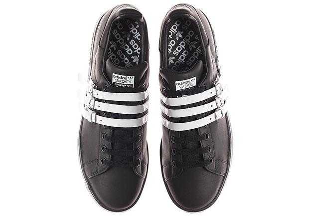 Raf Simons Transforms The adidas 3 Stripes To 3 3 3 Straps 918ec6