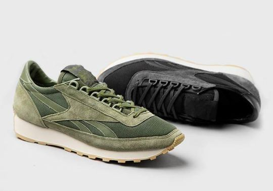 The Reebok Classic Aztec Is Back As Size? Exclusives