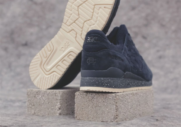 timeless design 8f301 f0a86 Reigning Champ x ASICS GEL-Lyte III | SneakerNews.com