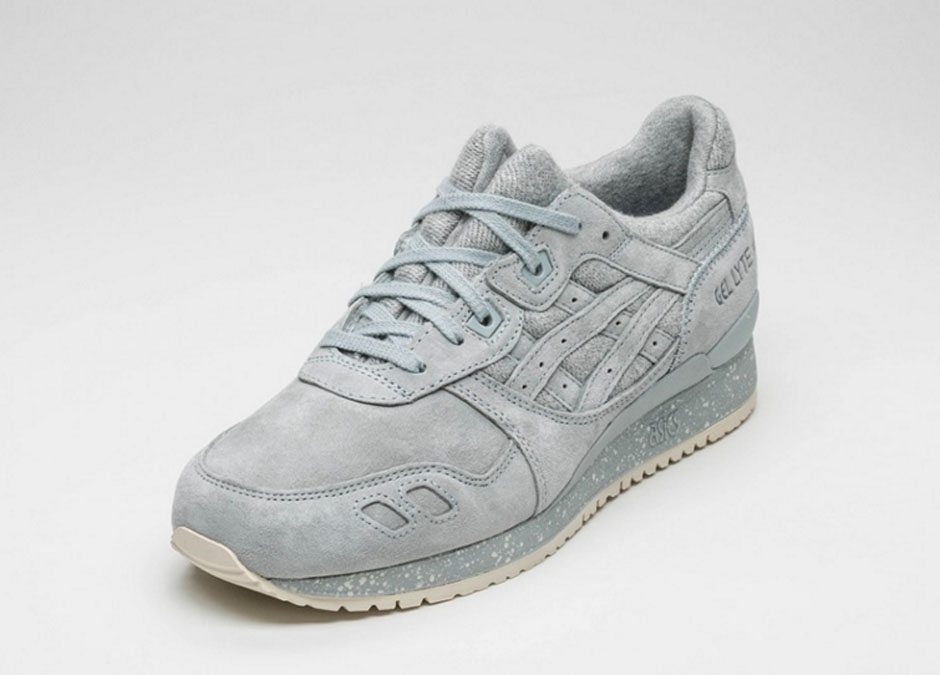 the latest 203b4 bbb9e A Detailed Look At The Reigning Champ x ASICS GEL-Lyte III ...