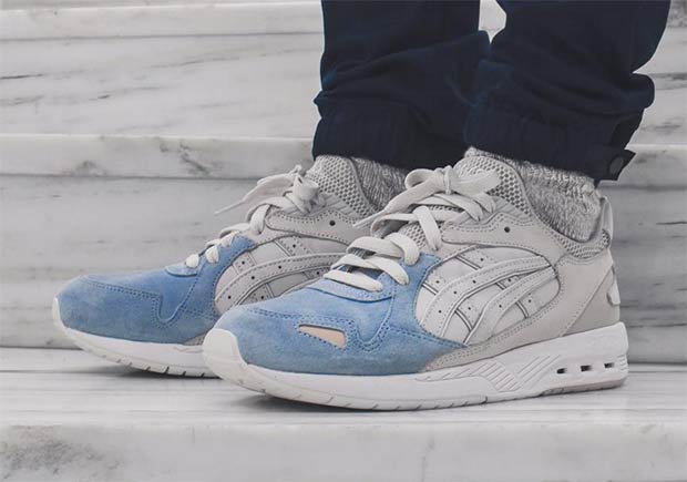 4d38963ab882 The latest collaborative sneaker from Ronnie Fieg and ASICS now has an  official release date. Introducing the GT-Cool Express to the brand s retro  runner ...